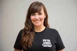 PETA-ZWEI-Vegan-Coach Marie Knauer gibt Tipps zum veganen Leben / © PETA ZWEI